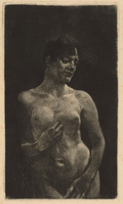 A Standing Nude