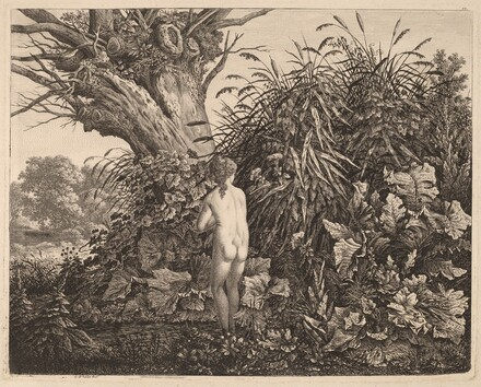 Bathing Maiden