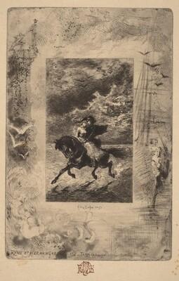 Ryno et Hermangarde (Ryno and Hermangarde)