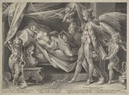 Cupid and Psyche