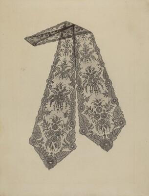 Lace Cravat