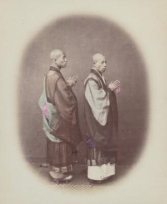 Priest or Zen Shu