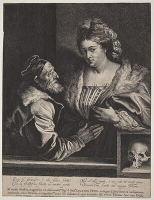 Titian's Mistress