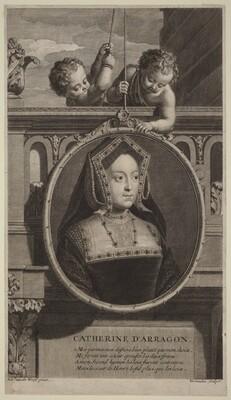 Catherine d'Arragon (Catherine of Aragon)