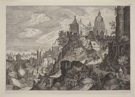 Rocky Landscape in Bohemia