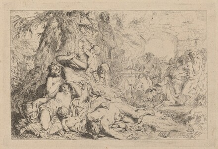The March of Silenus