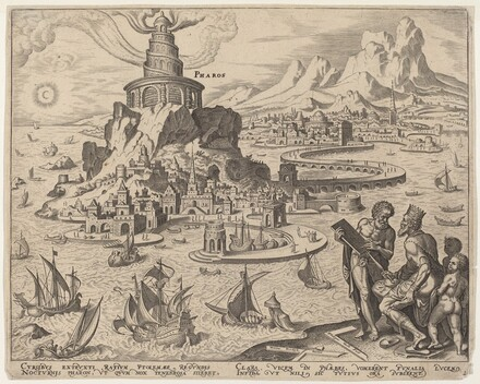 Pharos (The Lighthouse at Alexandria)