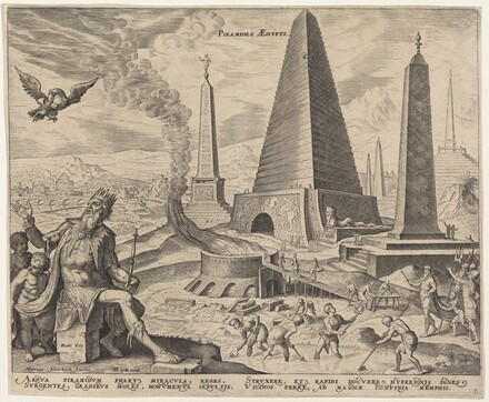 Piramides Aegypti (The Pyramids of Egypt)