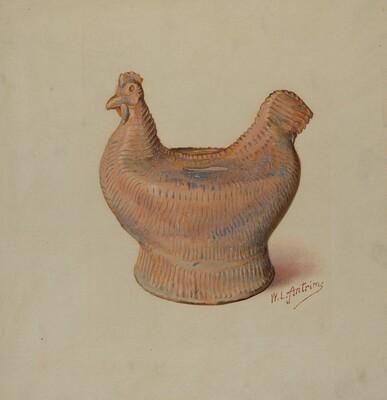 Pa. German Pottery Bank