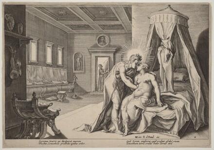 Apollo Abusing Leucothoe