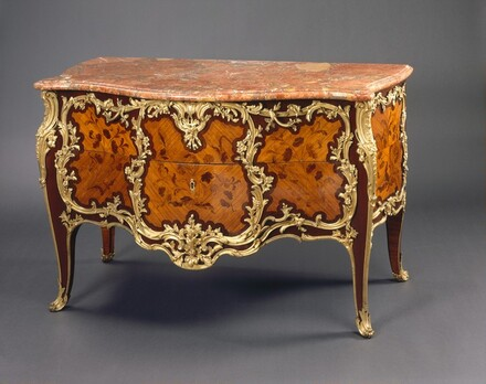 Chest of Drawers (commode)