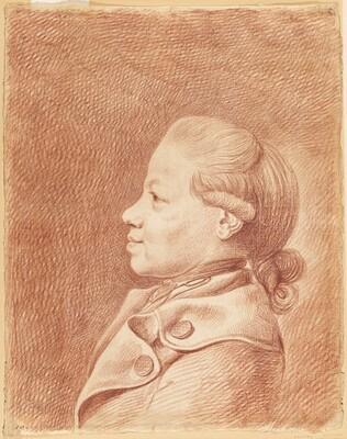 The Artist's Son, Heinrich Isaak Chodowiecki
