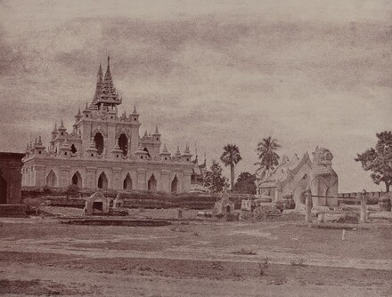 Amerapoora: Sindu Shwe koo Pagoda