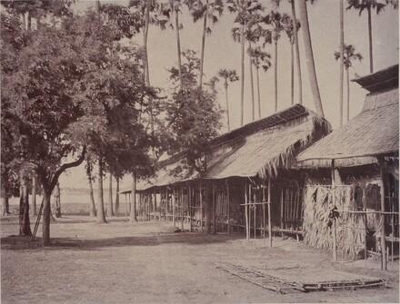 Amerapoora: Barracks of the Burmese Guard