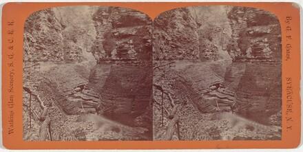 Watkins Glen Scenery, Spiral Gorge