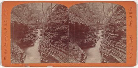Watkins Glen Scenery, Shadow Gorge
