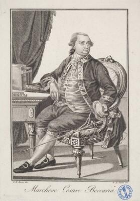 Marchese Cesare Beccaria