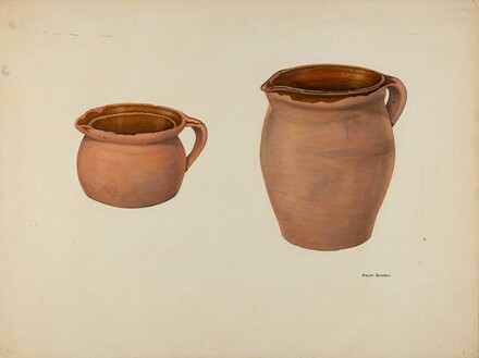 Zoar Milk Pitcher