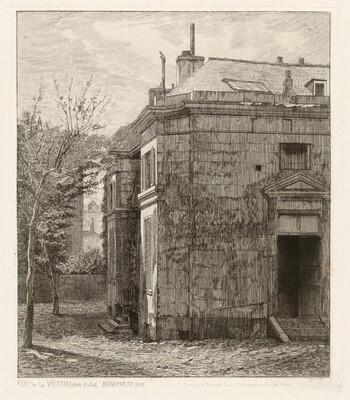 Rue de la Victoire (70). Hôtel Bonaparte
