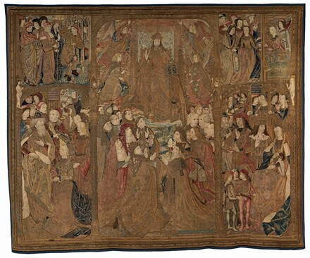 The Triumph of Christ (The Mazarin Tapestry)