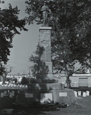 Sergeant Carney Monument, Norfolk, Virginia, 2004