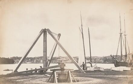 Construction of Washington Aqueduct