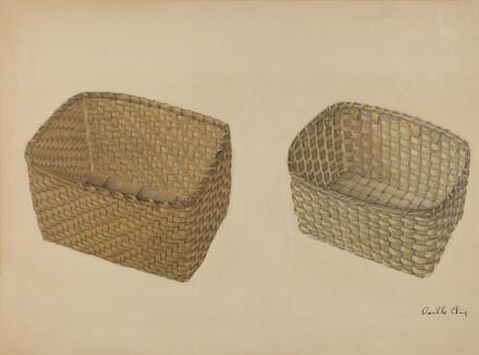 Shaker Baskets