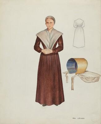 Shaker Costume