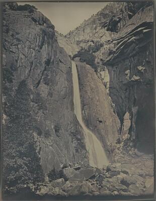 Lower Yosemite Falls, Yosemite, CA, October 13, 2011