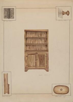 Tewer or Cupboard