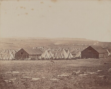 Camp of the 17th Regiment
