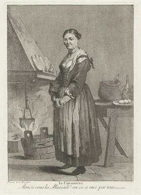 La Cuisiniere (The Cook)