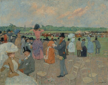 The Races at Longchamp