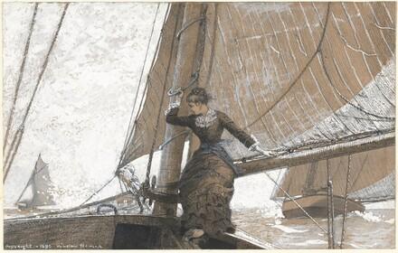 Yachting Girl