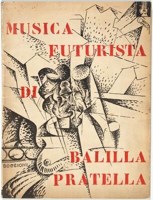 Musica Futurista per Orchestra