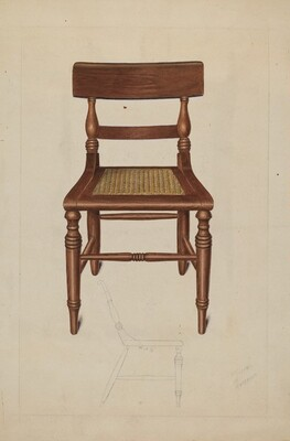 Early Dayton Chair
