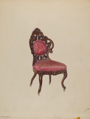 Side Chair (one of four)