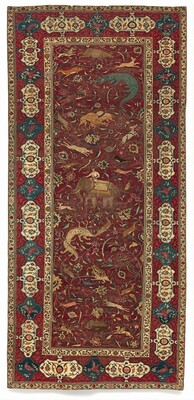 Scenic Animal Carpet