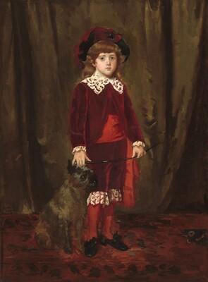 Eddy Cassatt (Edward Buchanan Cassatt)