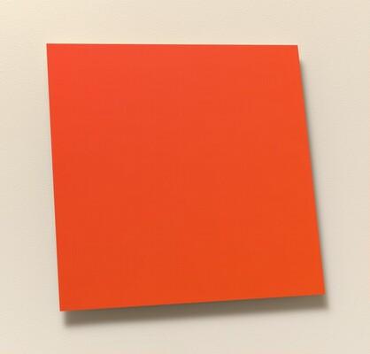 Red-Orange Panel