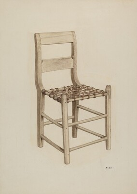 Laced Chair