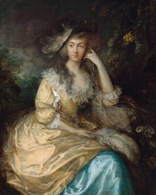 Frances Susanna, Lady de Dunstanville