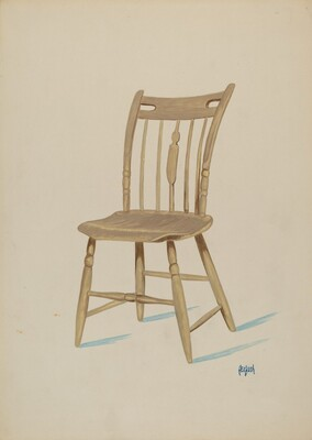Early American Chair