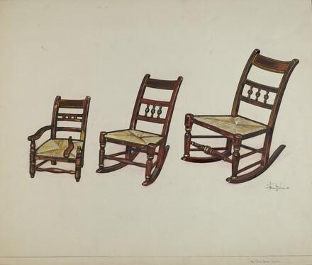 The Three Bear's Chairs
