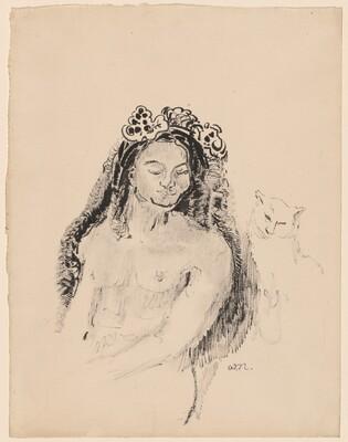 The Queen of Sheba (La Reine de Saba)