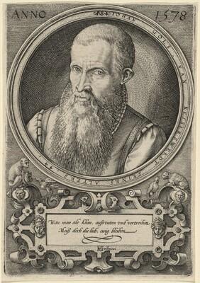 Johan Gols [The Artist's Father]