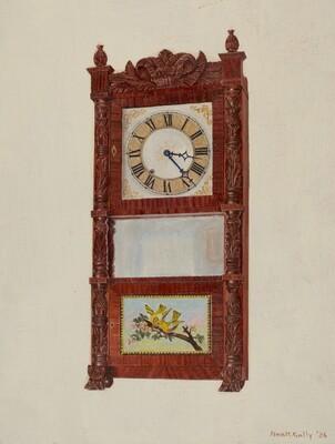 Shelf Clock