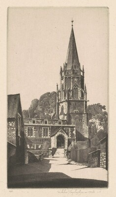 Wilby Church, Northamptonshire, England