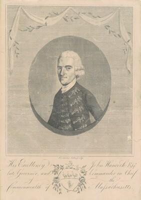 His Excellency John Hancock, Esquire