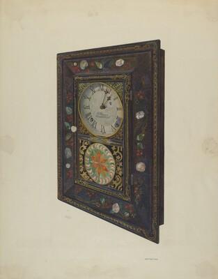 J.C. Brown Clock